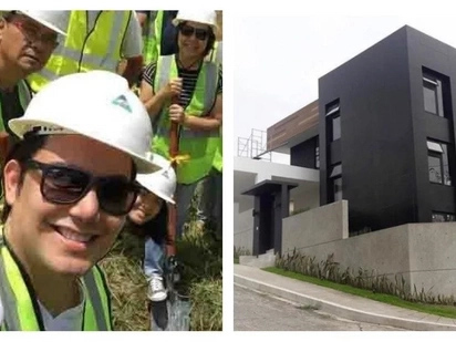 Nagbunga ang matinding pagsisikap! Paolo Ballesteros shows off his finished dream house in Antipolo