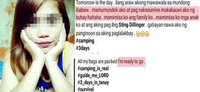 Nakakapangilabot! Victim of Bestlink-Tanay bus tragedy posts premonition of own death on FB. This will give you the chills.
