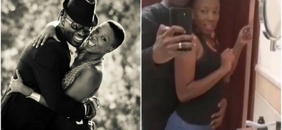 Singer Wahu shows you how to inspire your man as she grinds on Nameless in recent video