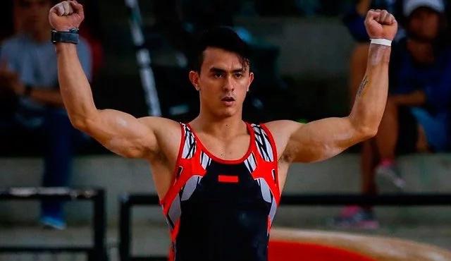 Jossimar Calvo será el abanderado en Río 2016
