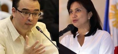 Cayetano: Robredo 'clearly won'