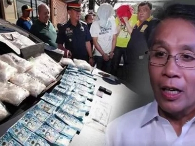 Mar Roxas linked to 5 drug generals?