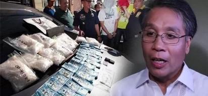 Mar Roxas linked to 5 drug generals?