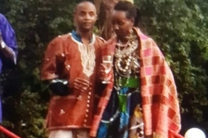 Uhuru's son has married a cute Nairobi accountant and this is the bride-price