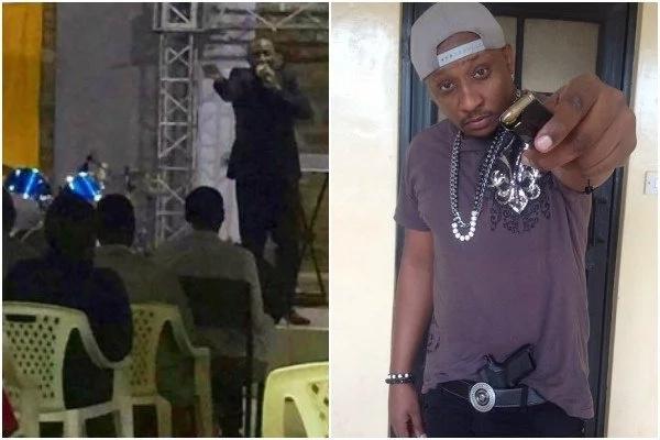 Legendary Kenyan rapper Bamboo becomes a pastor