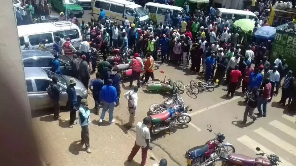 Mji wa Eldoret hauendeki baada ya vurugu kuzuka