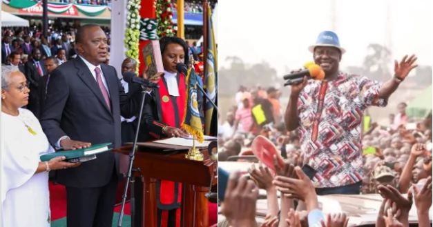 Another Wiper Party leader casts doubt on Raila's controversial swearing in ceremony