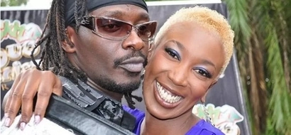 PHOTOS: Nameless, Wahu Hit 10 Years In Marriage In Style