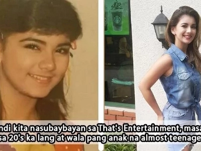 Lalong gumaganda! Isabel Granada defies the laws of aging
