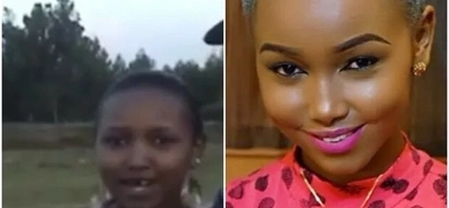 If you laughed at Huddah Monroe for being toothless the reason why will make you want forgiveness