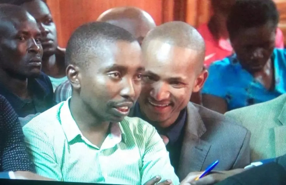 Babu Owino August 2017 win hanging by a thread as court orders vote recount