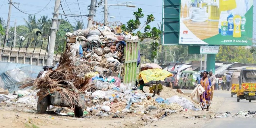 More trouble for Joho as Mombasa garbage now chasing away tourists