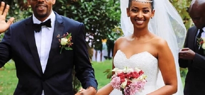 Why Sarah Hassan IS ANGRY just days after her LOVELY WEDDING