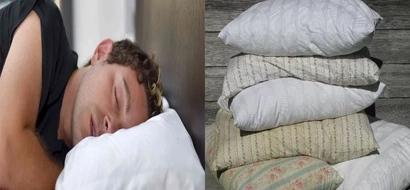 Tu almohada está llena de ácaros y piel muerta - así es como podrás lavarla