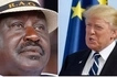 Raila being pressured by America to head to court despite NASA ruling out that option, details