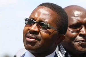 Stop following my wife MP tells governor
