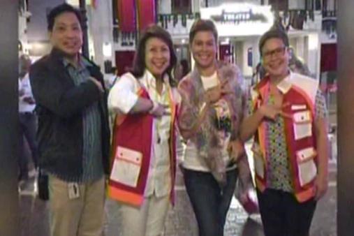 Sara Duterte spends time in KidZania ahead of inauguration