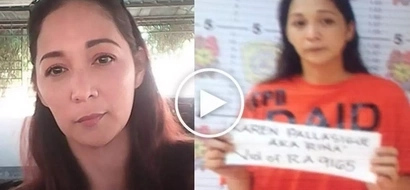 Nagbagong buhay: Remorseful Sabrina M urges troubled celebrities to quit illegal drugs