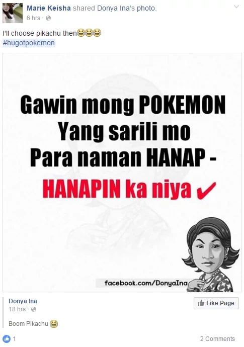Catch these funniest Pokémon Go hugot lines!