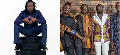 I only know of Sauti Sol, other Kenyan artistes are lazy- Ugandan artiste Bebe Cool claims