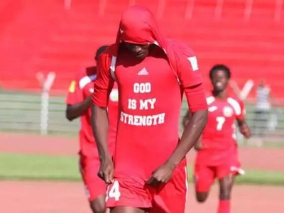 Why former Gor Mahia striker cried after scoring a goal