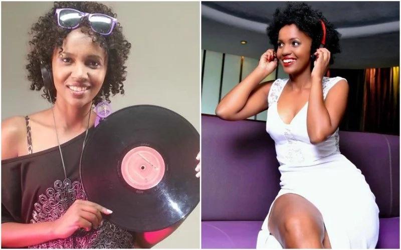 DJ maarufu amfichua 'sponsa' wake (picha)