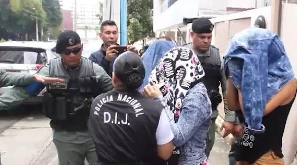 Colombianas víctimas de trata de blancas en Panamá