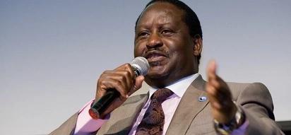 Tazama alichosema Raila baada ya mbunge wake wa kike KUMTUKANA Uhuru