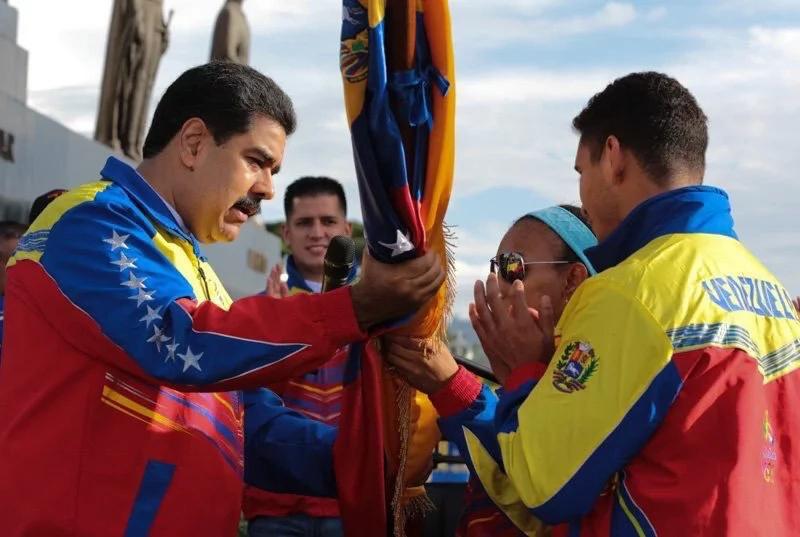 Maduro lanza plan para el abastecimiento de Venezuela