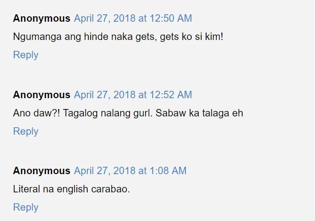 Sana nag-tagalog na lang daw! Kim Chiu gets bashed for her 'confusing' tweet