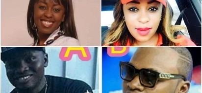 Lillian Muli, who is also rumored to have bleached, has a message for Khaligraph and it's SURPRISING