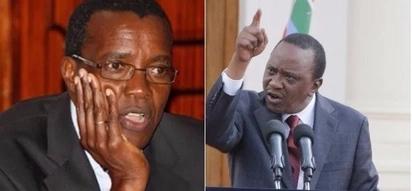Uchaguzi lazima ufanywe,wakubali wasikubali- Uhuru Kenyatta