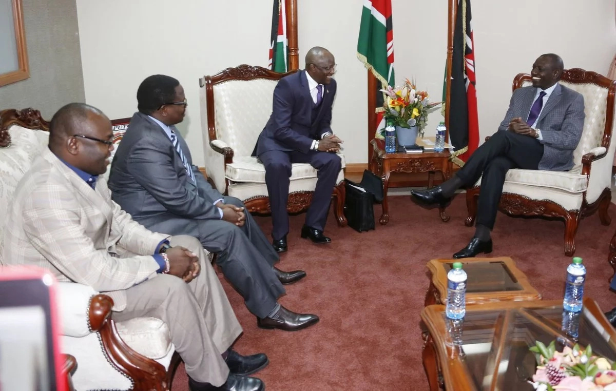 Burundi strongman Nkurunziza delivers congratulatory message to Uhuru after missing swearing-in ceremony