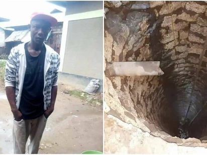 Campaign started to assist man who saved lives at Mombasa wedding after a sewage carved in
