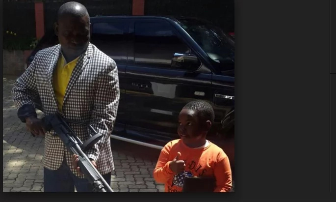 Controversial businessman attempts to attack magistrate