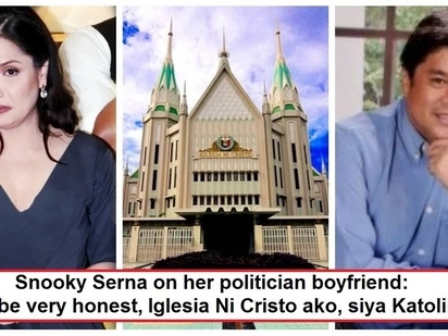 Alin ang pipiliin niya? Snooky Serna breaks her silence about her dilemma between her boyfriend and her religion