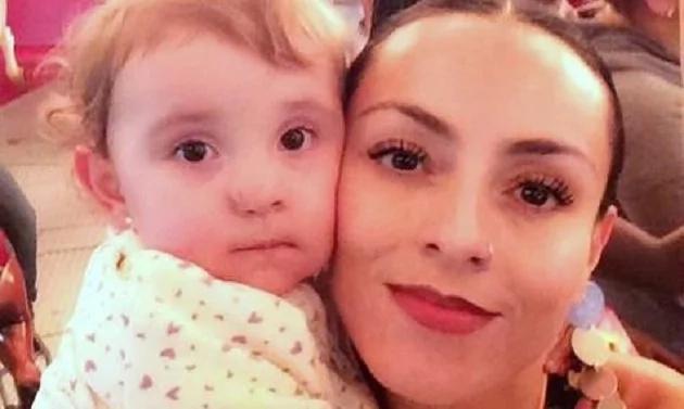 La bebé de Ivonne Montero está hospitalizada