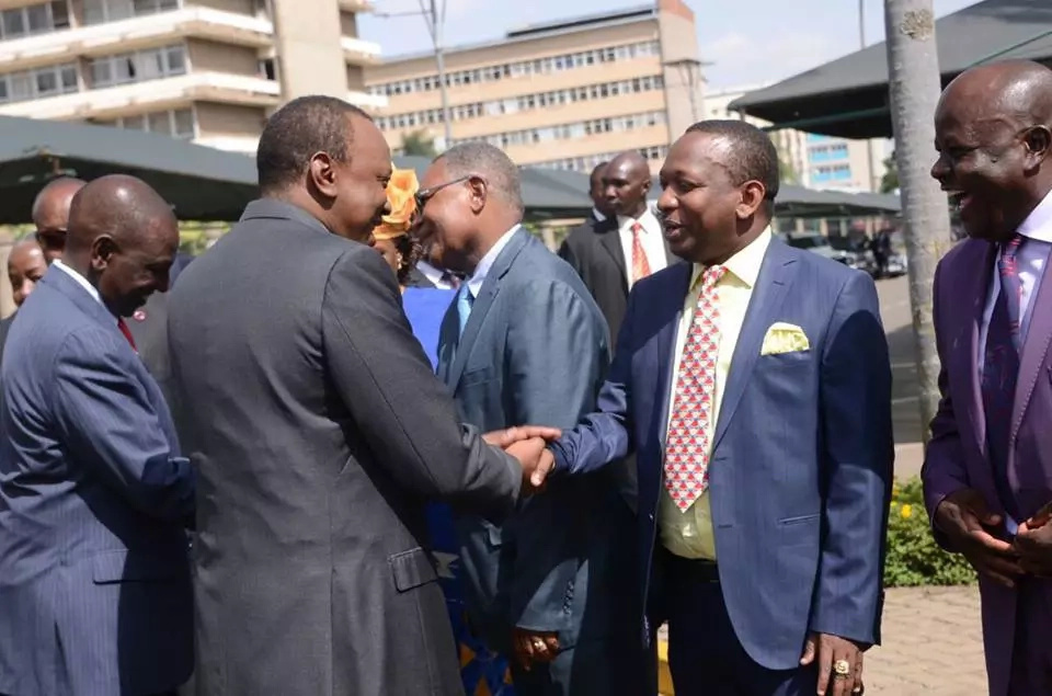 Mike Sonko changes dress code as he eyes to unseat Kidero