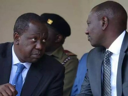 Interior CS Fred Matiang'i tipped to deputise Ruto in 2022