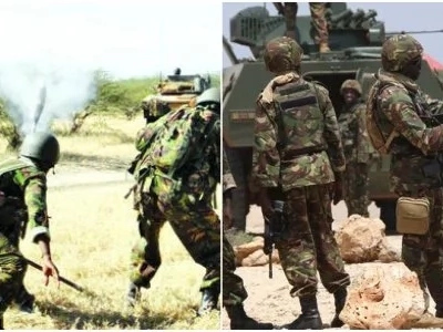 Al-Shabaab ambush KDF in deadly attack, soldiers feared dead