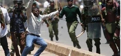 Polisi wakiri kuwaua wafuasi wa Raila wakati wa maandamano