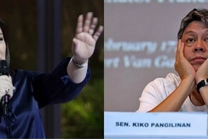 Sharon Cuneta defends Senator Kiko Pangilinan from critics with a positive message