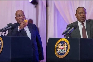 11 highest presidents in Africa, see UHURU'S position (photos)
