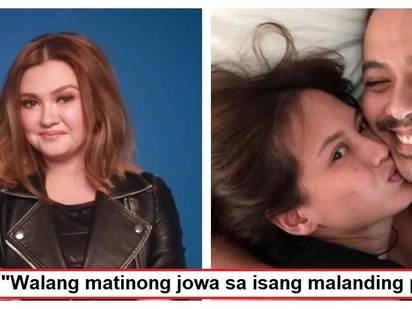 Iba talaga pag si Angge bumanat! Hilarious video of Angelica Panganiban's trending hugot on Banana Sundae