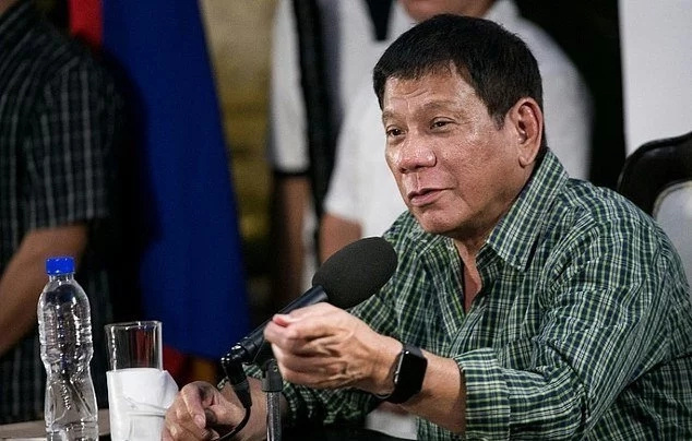 Rody hates drugs more than jueteng