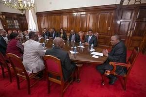 President Uhuru's date with Kalonzo Musyoka confirmed