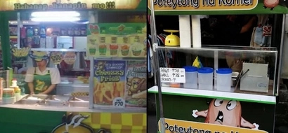 Meet Potato Corner's newest rival: Poteytong na Korner!