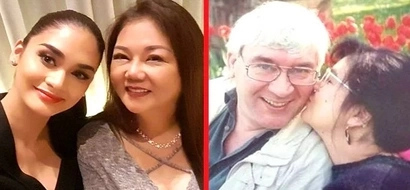 Pia Wurtzbach's mom finally breaks her silence about her late husband: 'I loved him so much'