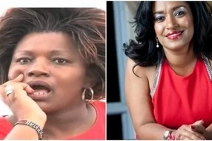 Passaris visits Shebesh in hospital and you won't believe what gift she took her(photo)