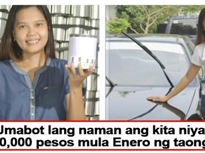 Mas malaki ang kinita dahil sa mga lata! Pinay OFW shares her success story in just selling labeled cans that became an instant craze